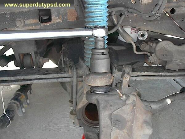 Ford f250 f350 ball joint